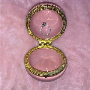 Storage & Organization - PINK Macaroon Jewelry Holder 💖